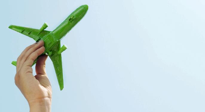 toy airplane bioplastics