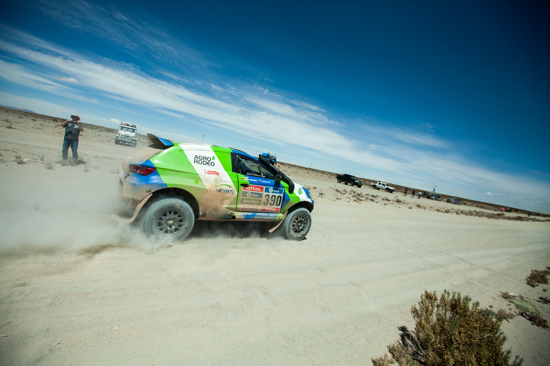 Dakar Rally, Neste