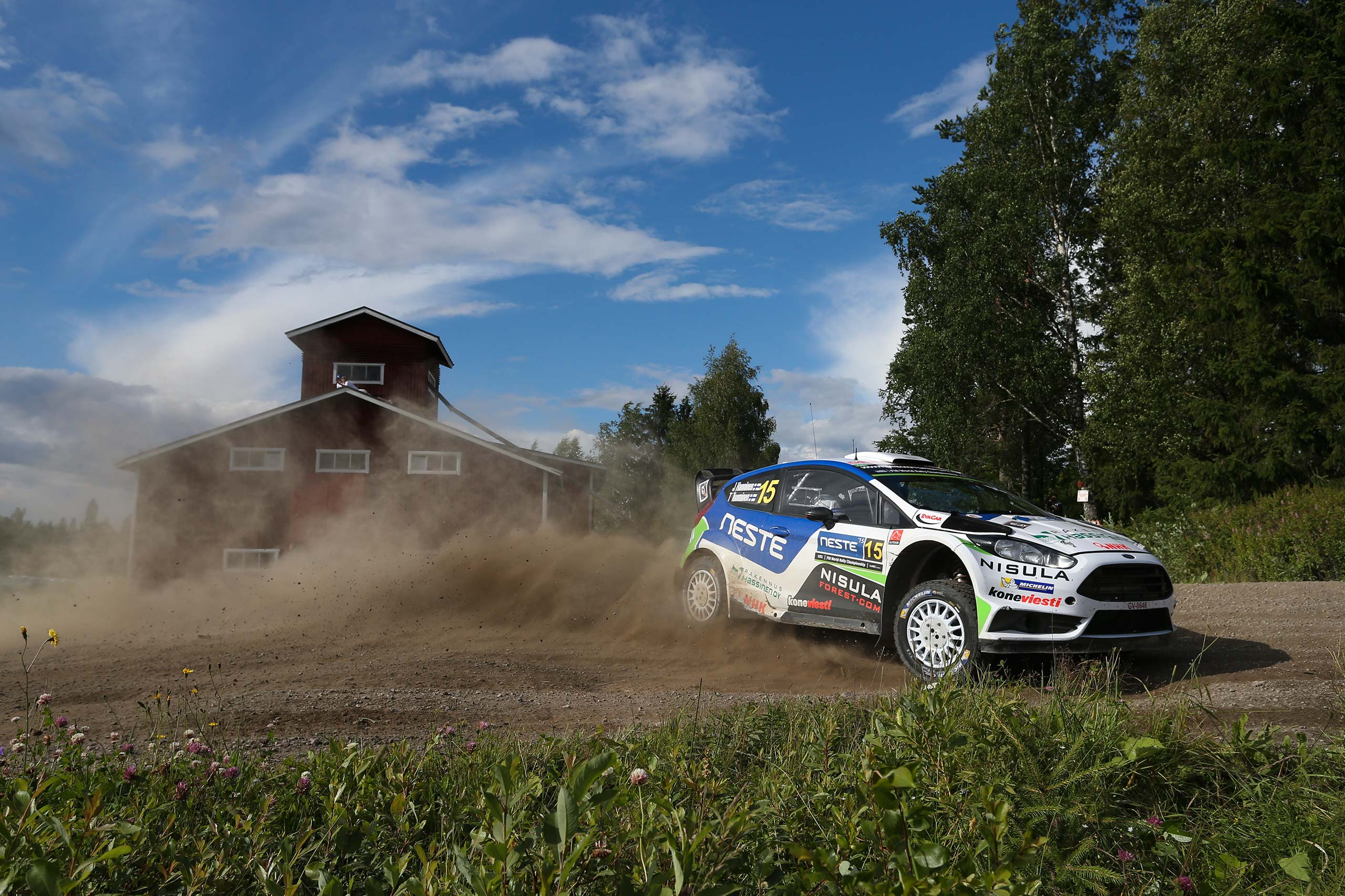 Neste Rally Finland 2016
