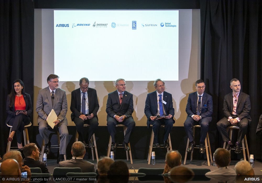 Paris Air Show 2019: Cooperation to promote sustainability in aviation