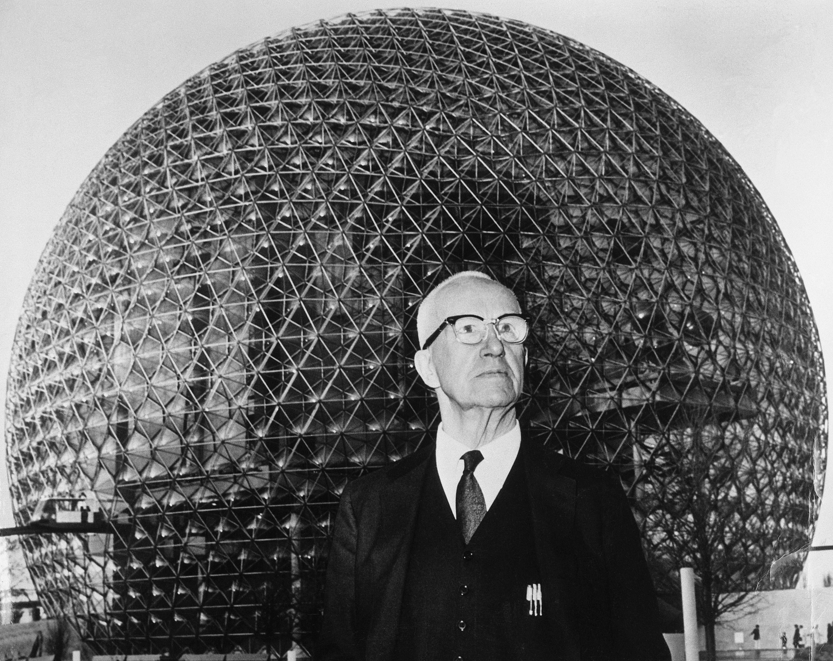 Buckminster Fullerin geodeettiset kupolit ovat inspiroineet ilmailuinsinöörien ja -suunnittelijoiden uutta aaltoa.