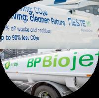 Neste ja Air BP ainutlaatuiseen yhteistyöhön vastuullisesti tuotetun uusiutuvan lentopolttoaineen toimitusketjun kehittämiseksi