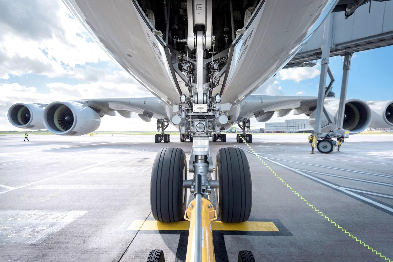 Excellent engine performance with Neste MY Renewable Jet Fuel™