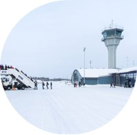 Heading towards zero emission airports – Lapland Airports in Finland switch to Neste MY Renewable Diesel