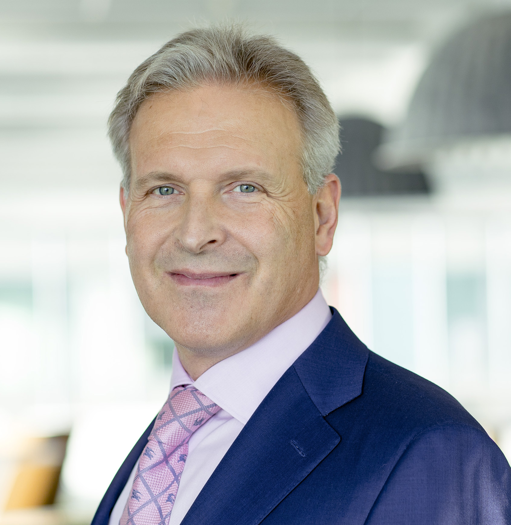 Lars Peter Lindfors, Senior Vice President, Innovation at Neste