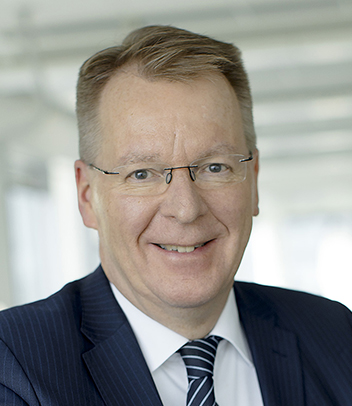 Simo Honkanen, Senior Vice President, Sustainability and Public Affairs, Neste