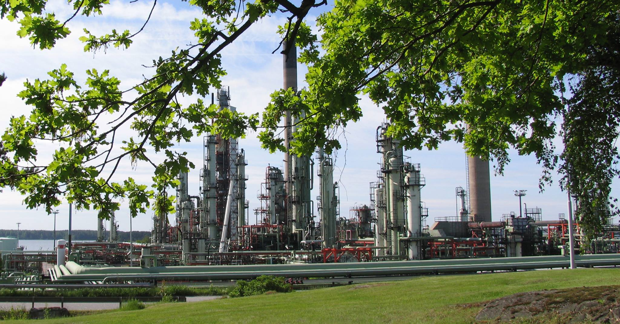 Naantali refinery