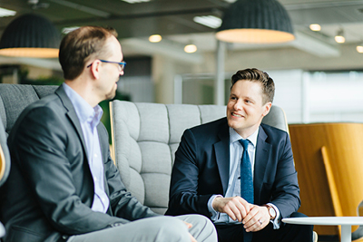 In Sales at Neste, we aim to increase the sales volume of our network and offer sustainable solutions.