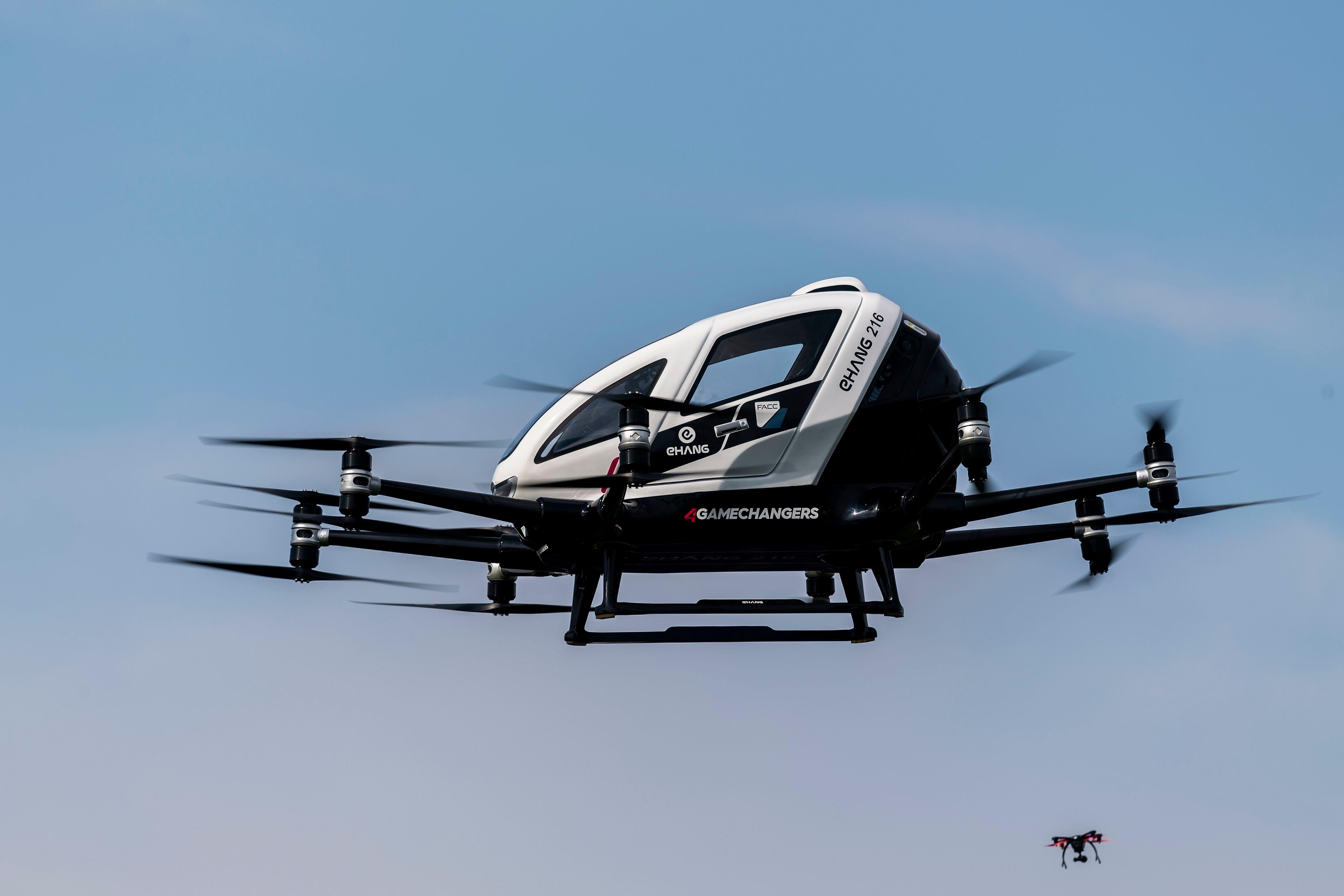 PAV-lentokulkuvälineitä (Personal Air Vehicle) on pidetty utopistisena haaveena. Teknologia on kuitenkin jo olemassa.