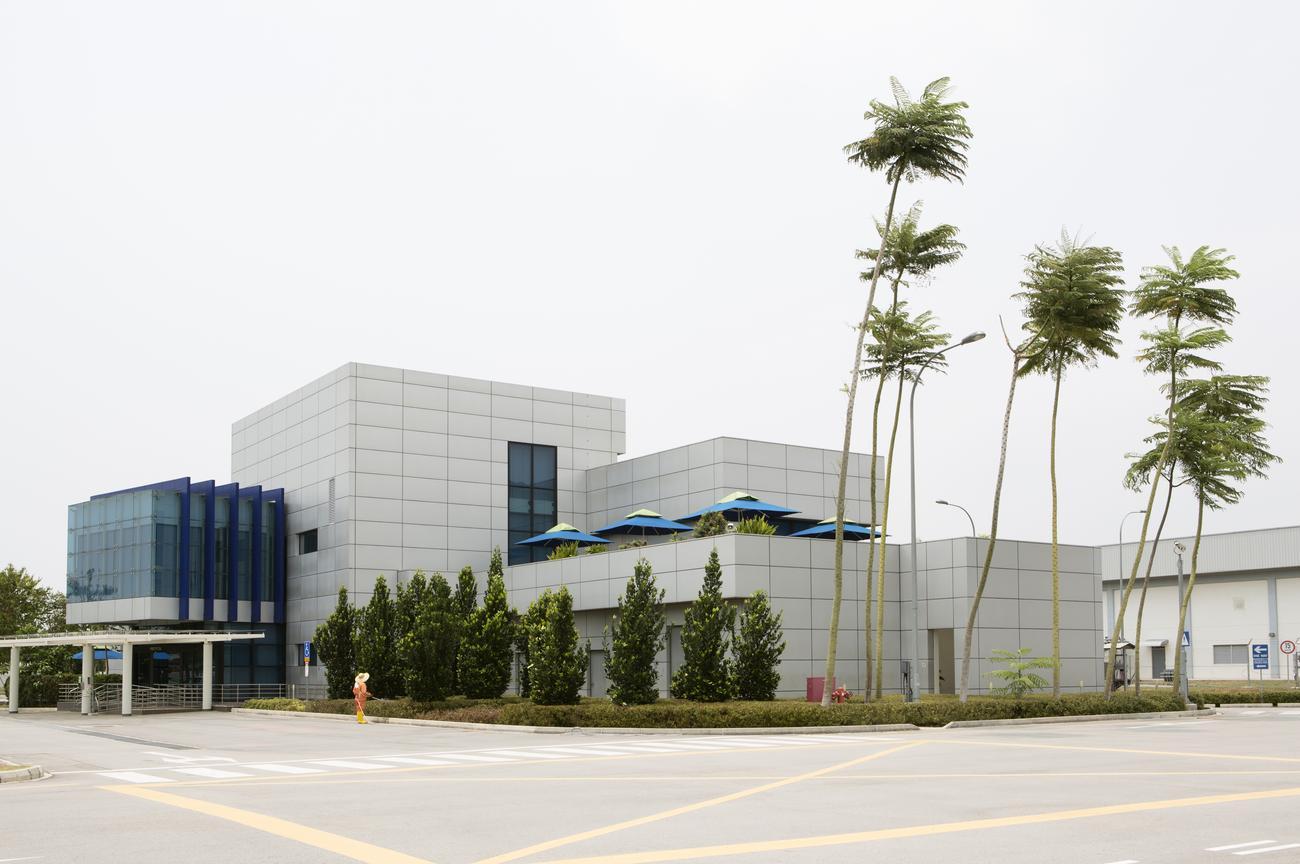 Singapore Refinery Office | Neste