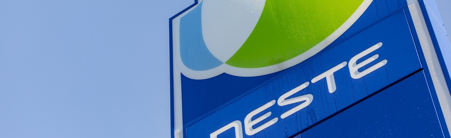 Neste stations