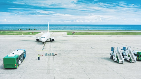 Promoting biofuel target for the aviation sector