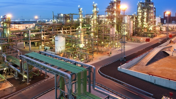 Rotterdam renewable diesel refinery