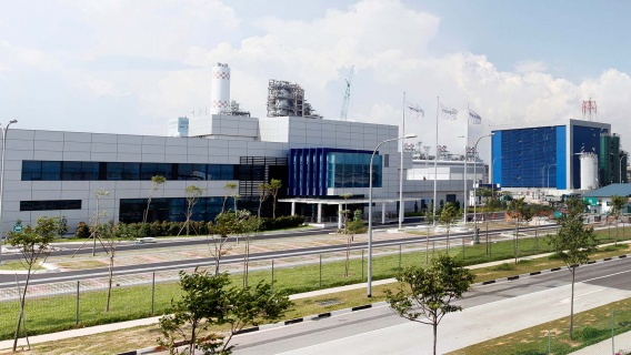 Neste Singapore refinery produces the world's cleanest renewable diesel, that has up to 90% lower GHG emissions compared to conventional diesel over its life cycle.