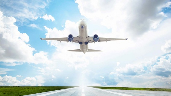 Helping sustainable aviation fuel take off