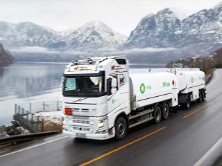 Air BP truck