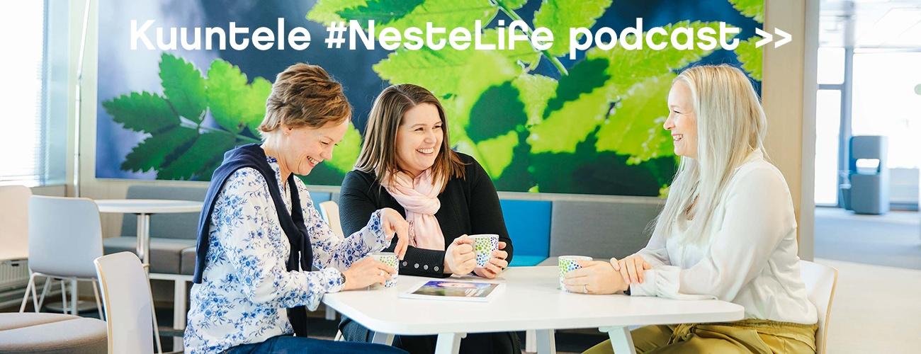 NesteLife podcast