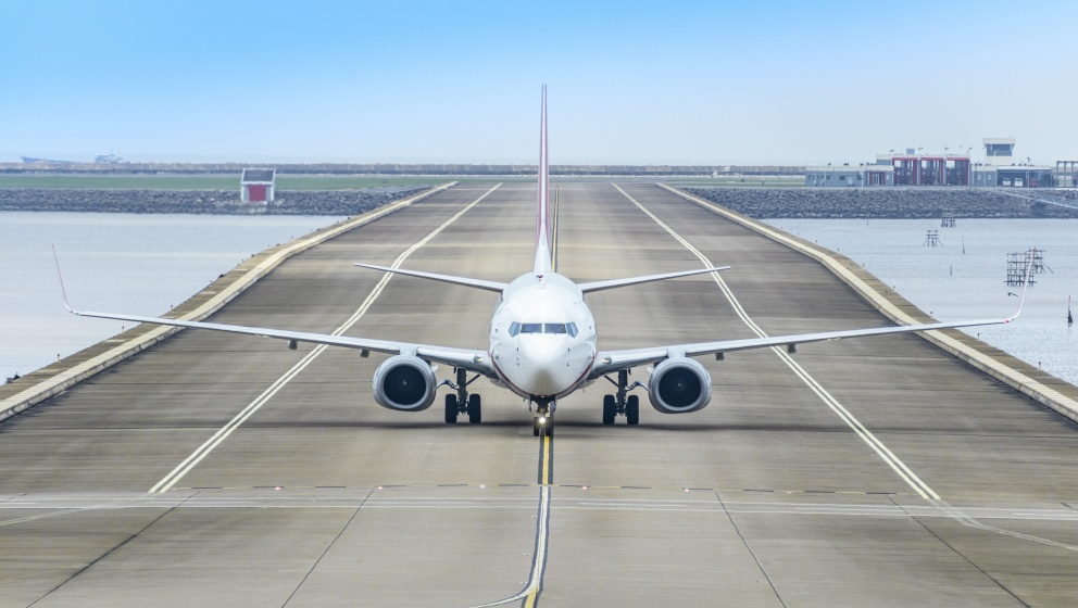 Less Emissions and Pollution with Sustainable Aviation Fuel
