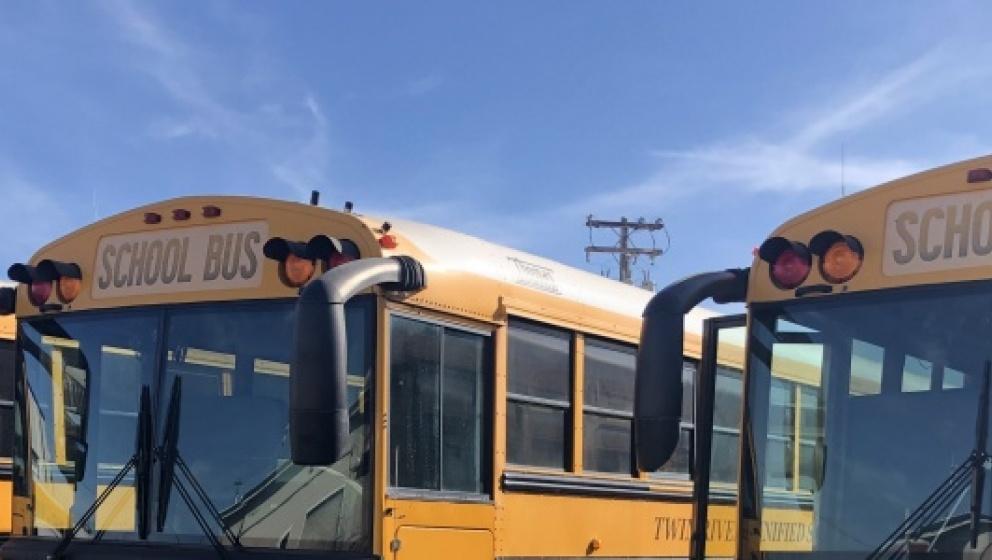 Bus clean