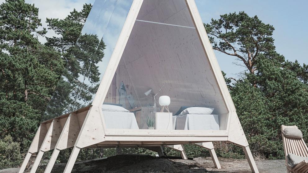 Nolla cabin by Neste