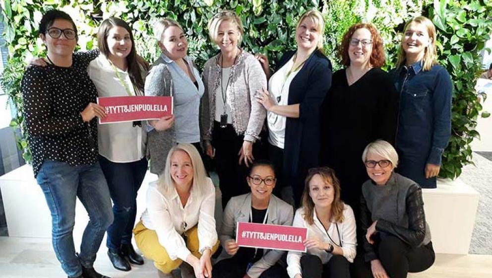 11.10. juhlittavan kansainvälisen tyttöjen päivä